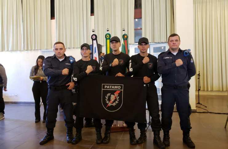 Guardas Municipais se formam em curso de patrulhamento tático motorizado