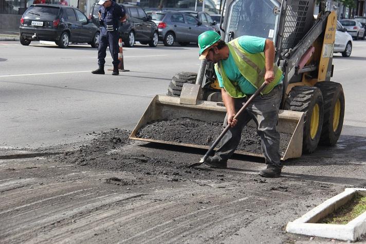 Obras Lombada 4a Avenida Ivan Rupp 10 05 2018 15