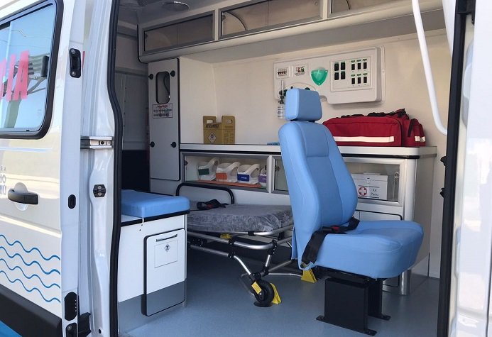 ambulancia bc