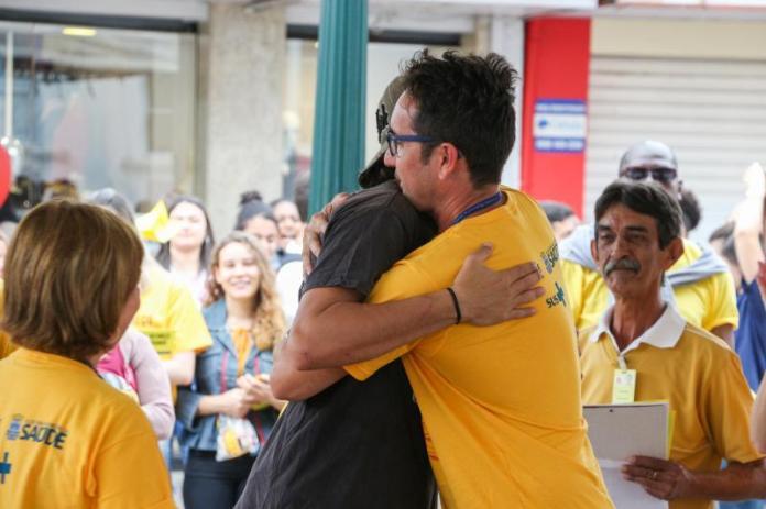 Caminhada pela Vida chama atenção para a prevenção do suicídio em Itajaí