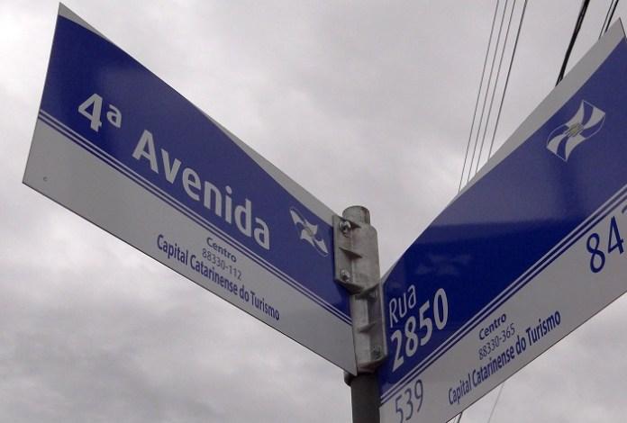 Cinco ruas do Centro terão novo sentido de circulação a partir de quinta feira