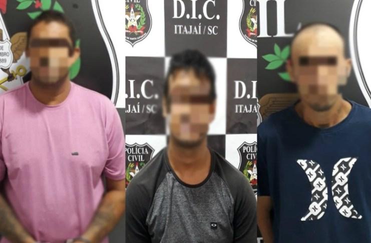Três envolvidos no assassinato foram presos e outros dois estão foragidos