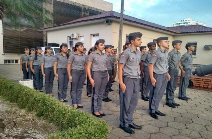 Itajaí pode ser a primeira cidade de SC a ter uma escola municipal militarizada