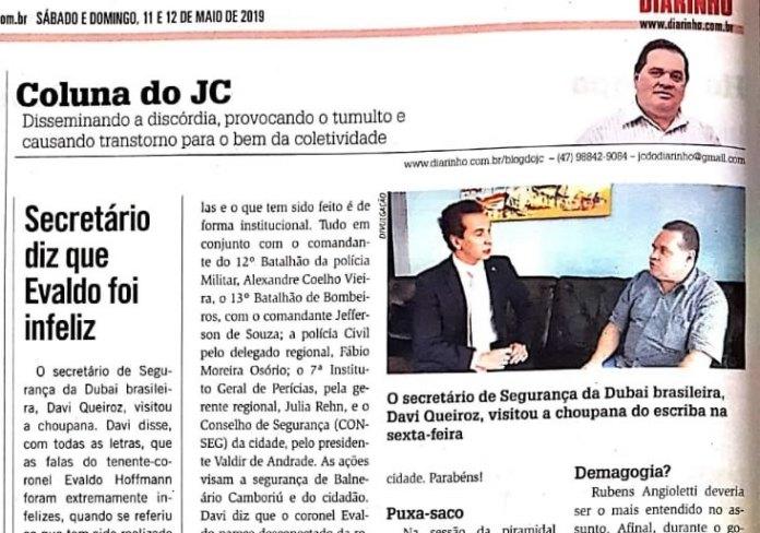 coluna do JC