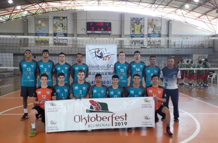 Balneário Camboriú conquista 2ª Etapa do Campeonato Infanto de Voleibol e 3ª Etapa Liga Litorânea de Tênis de Mesa