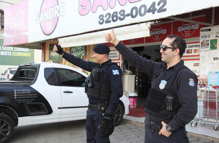 Nova Esperança recebe Policiamento Comunitário