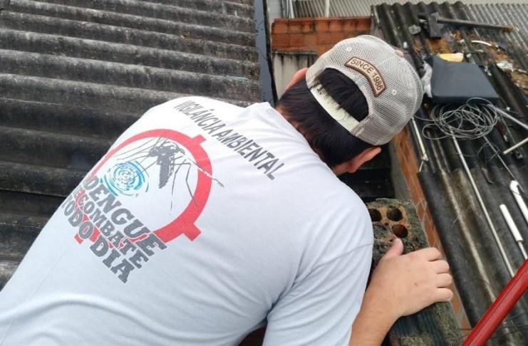 Programa de Combate à Dengue realiza várias ações no primeiro semestre