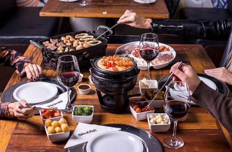 blachpot fondue
