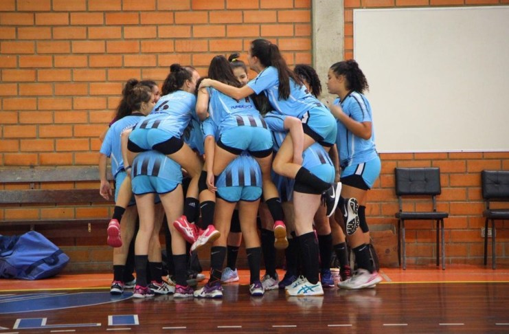 Equipe do Handebol de BC participa da fase final do Campeonato Estadual de Clubes Cadete