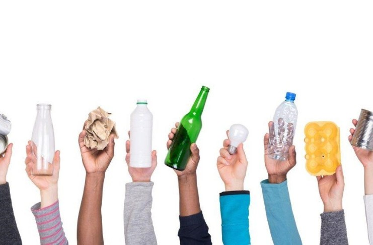 Gincana ReciclaBC reciclagem