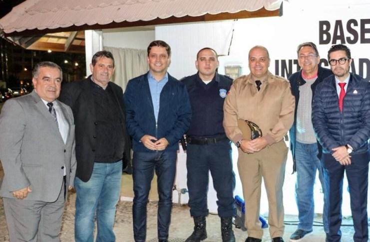 Ativado novo serviço de segurança integrada da Barra Sul