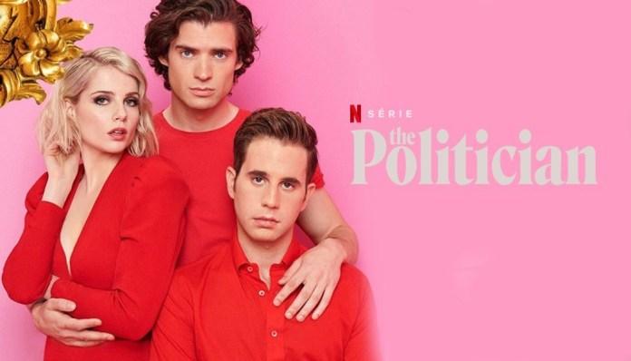 The Politician Elenco Cast