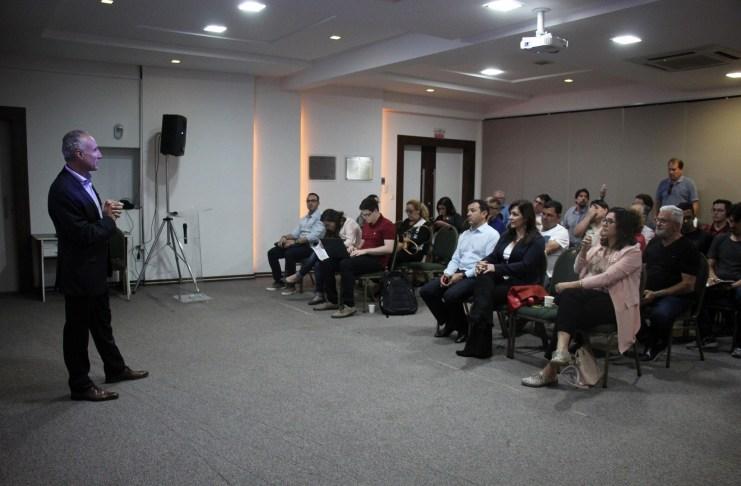 1º Workshop Licita BC reúne cerca de 50 empresários