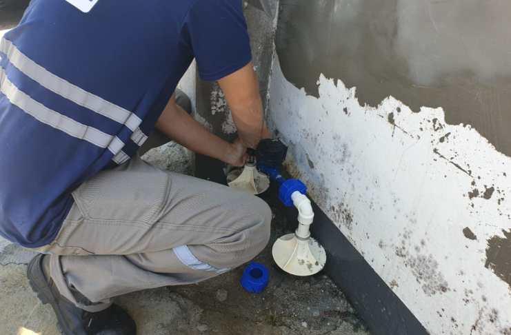 Estabelecimento reincidente é autuado por lançar resíduo de forma irregular na rede de esgoto