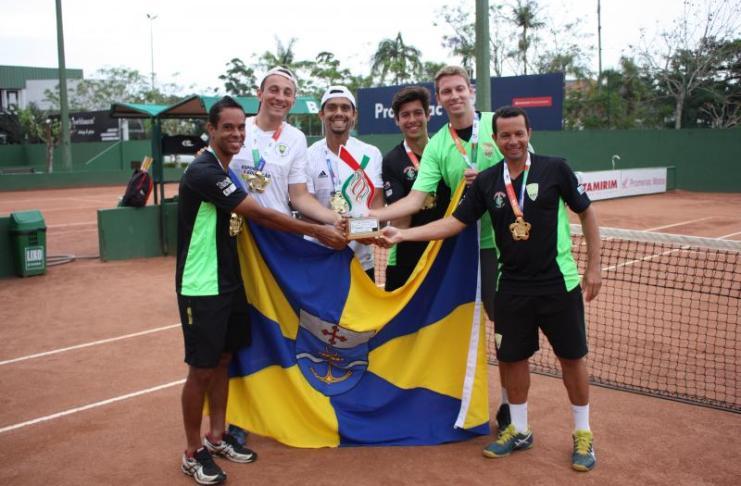 Itajaí conquista mais dois troféus nos Jogos Abertos de Santa Catarina