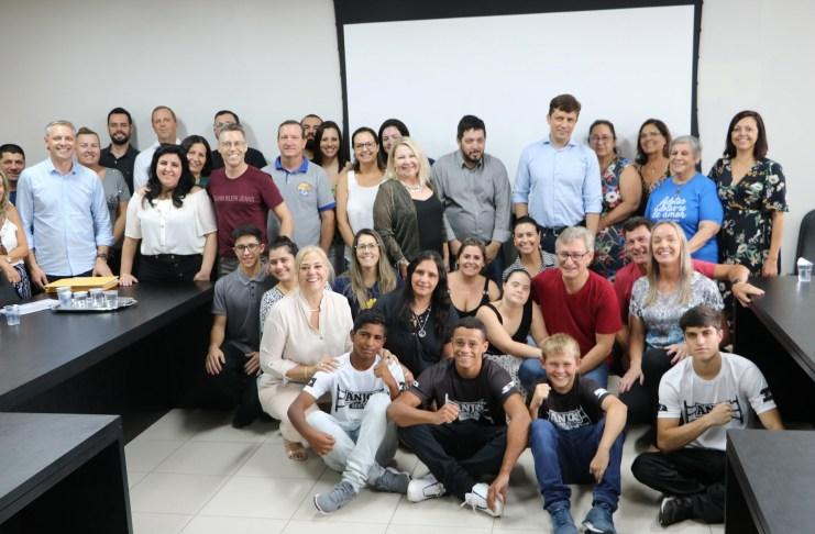 Solenidade reuniu entidades parceiras do Conselho dos Direitos da Criança e do Adolescente