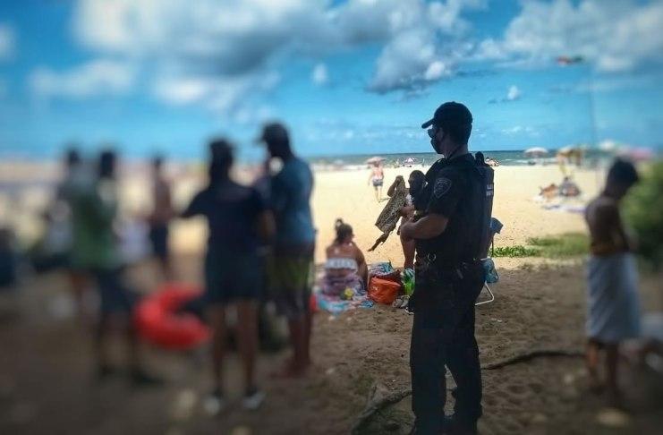 fiscalizacao praia brava