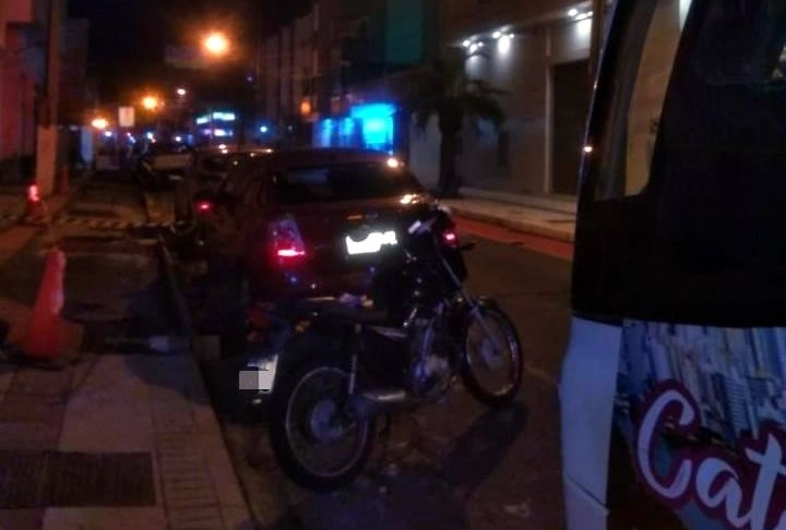 motociclista rua 2550