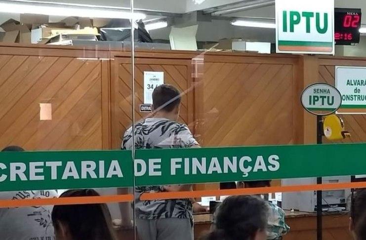 secretaria de financas
