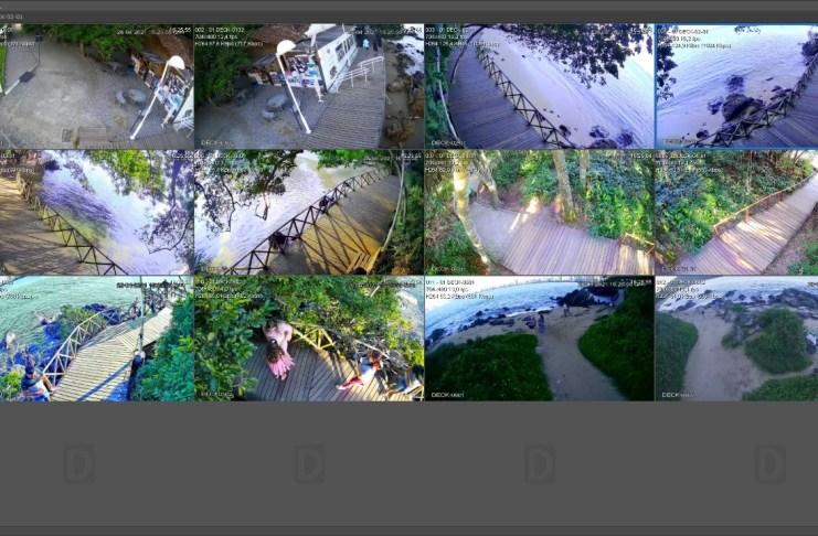 cameras pontal barra norte bc