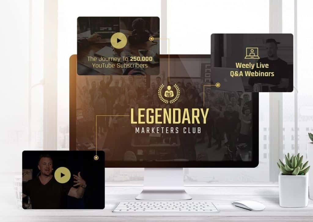 Dave Sharpe Legendary Marketer - Marketer's Club