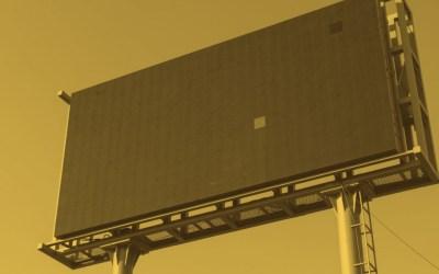 Ten practical reasons billboard ads work