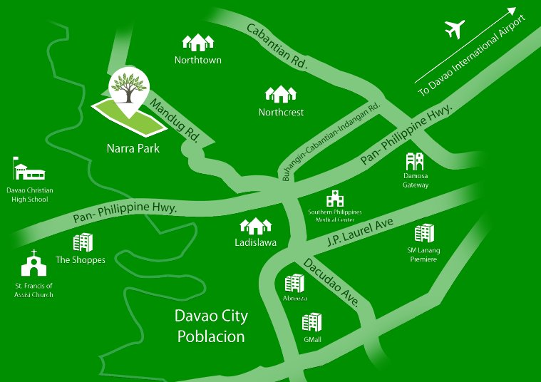 Narra Park Residences Affordable House And Lots Buhangin