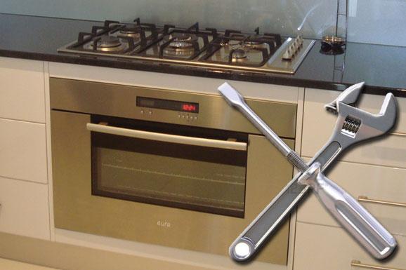 Instalacin de Placas hornos y campanas de cocina  Click