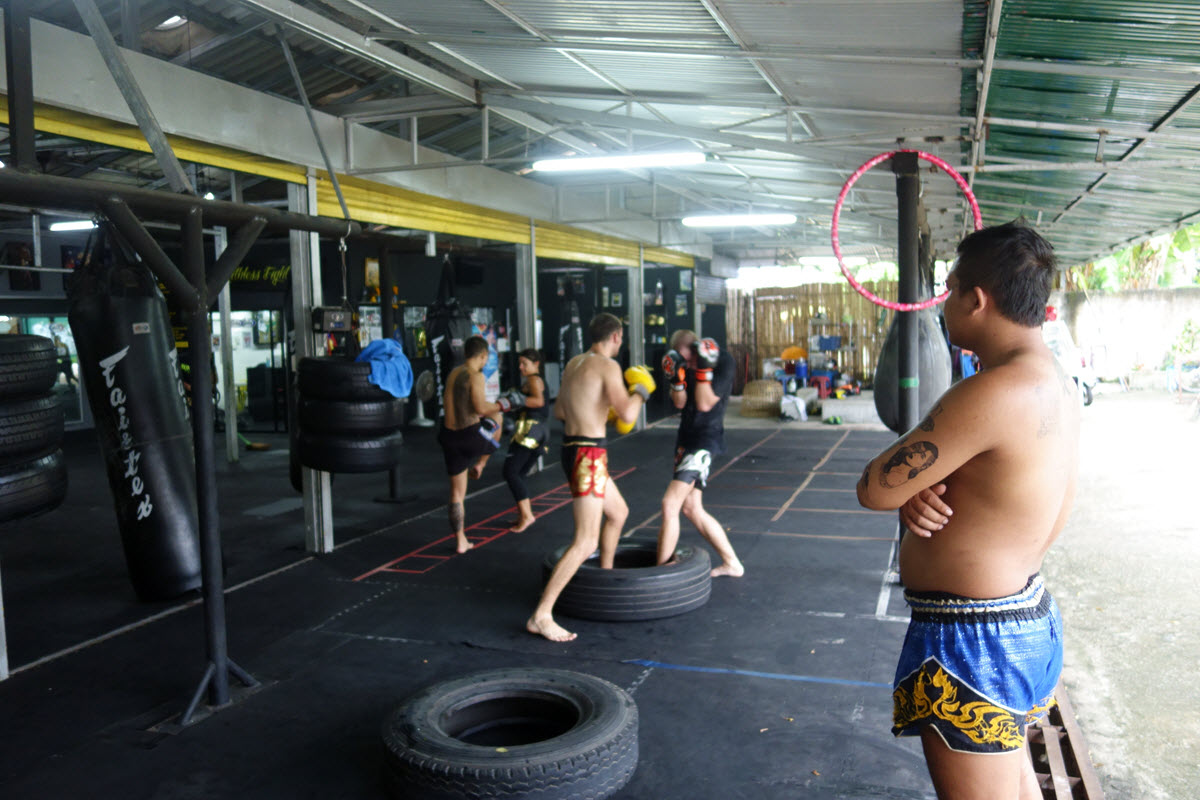 The end (of Muay Thai for me) or the end of the Beginning     clickeric