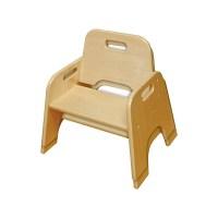 "Offex Preschool Classroom Kids 6"" Stackable Wooden Toddler ..."