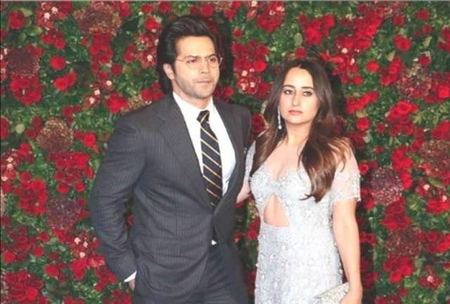 varun dhawan and natasha dalal wedding