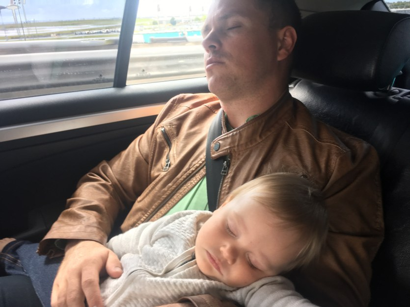 Traveling with an older baby