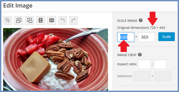 How To Resize Images In WordPress