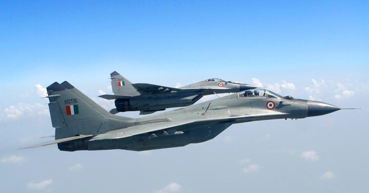 Mig -29, Farkhor Air base, Air base, indian air base, IAF