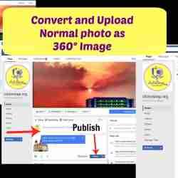 facebook 360 image