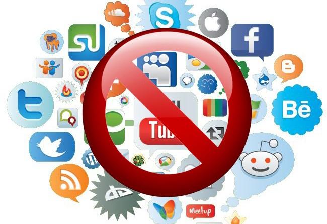 blocked website, access denied, facebook blocked