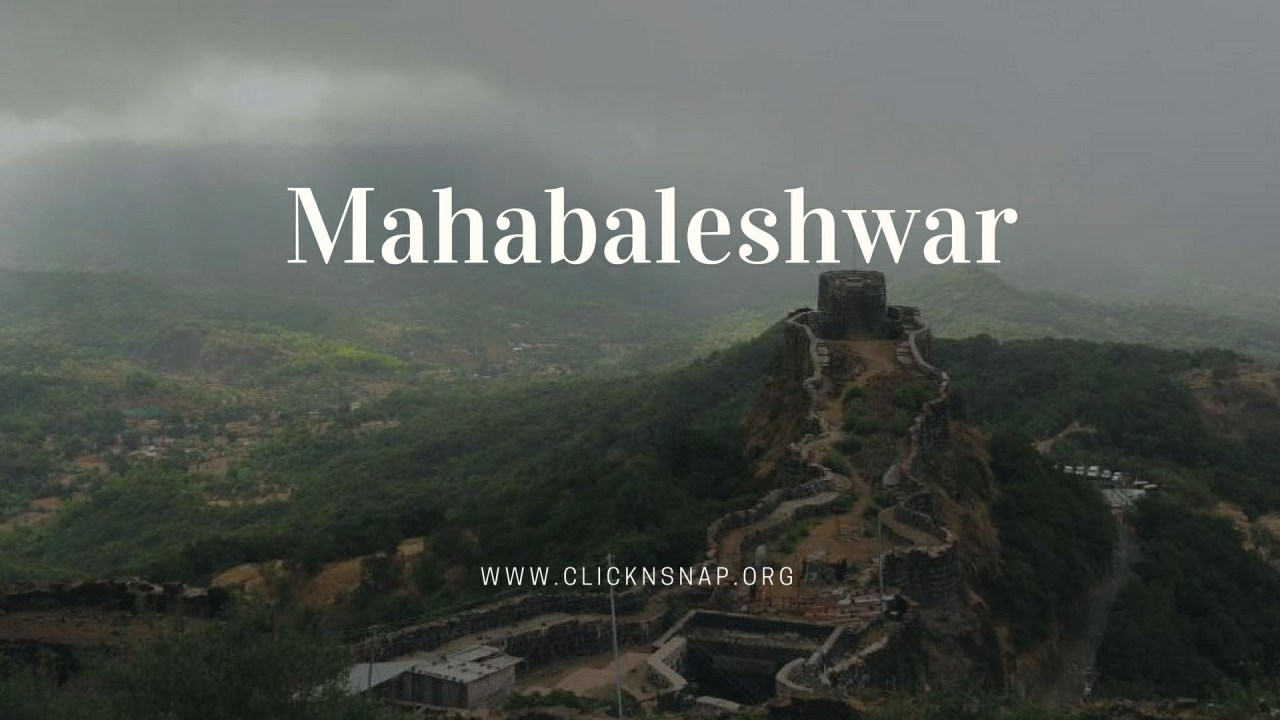 Mahabaleshwar, Summer Holiday, India