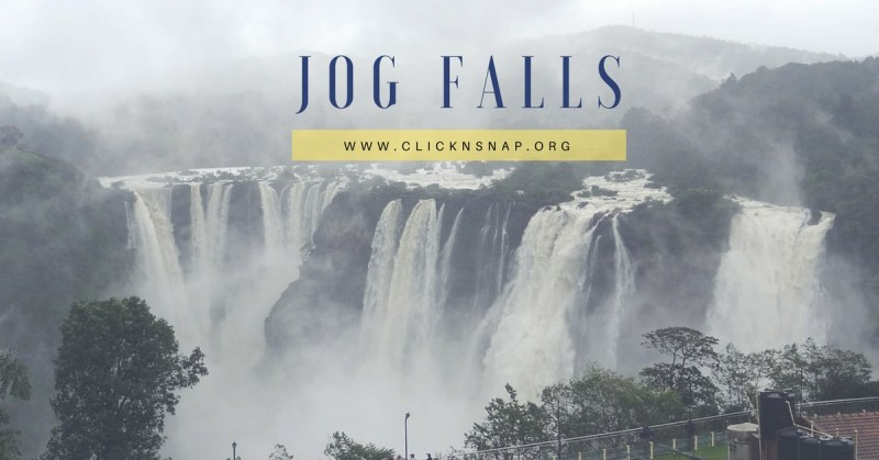 Jog Falls, monsoon, bangalore, travel, Rain, Tour