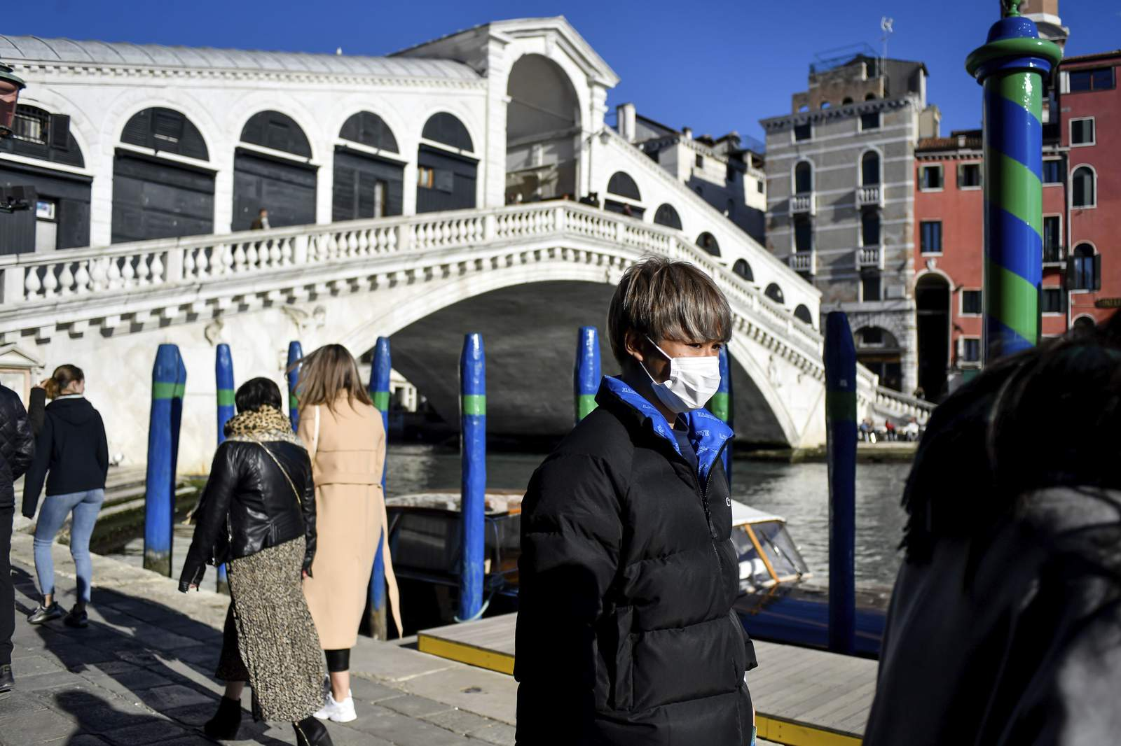 University of Michigan issues travel restriction for Italy as ...