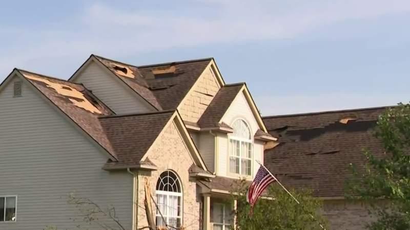 EF-1 tornado hits White Lake Township, Oakland County