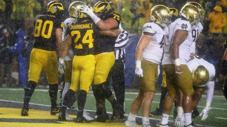 Michigan football dominates Notre Dame, but what does it mean for this  season?