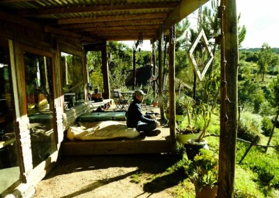 Off-the-grid Backpackers