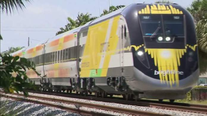Watch First Brightline practice arrives in Central Florida – Google Florida News