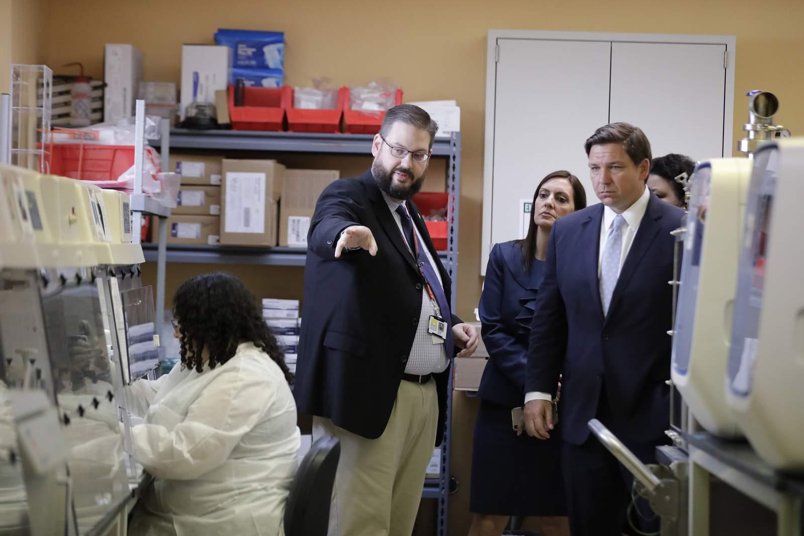 Third Florida coronavirus case reported