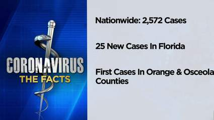 Florida Department of Health announces additional positive cases ...