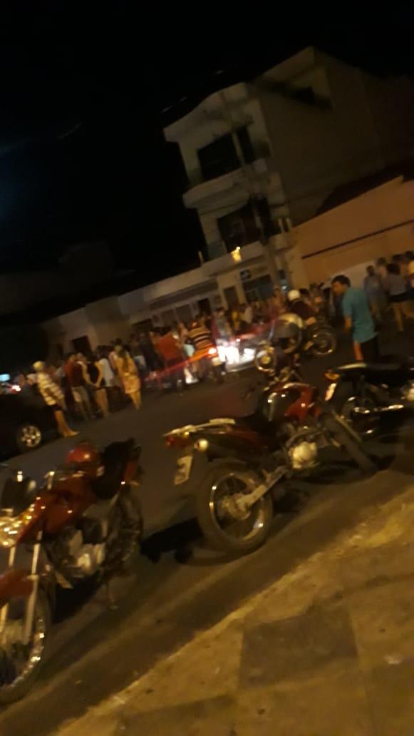 img 20181105 wa0002 - VEJA VÍDEO: quadrilha explode agência dos Correios da cidade de Coremas