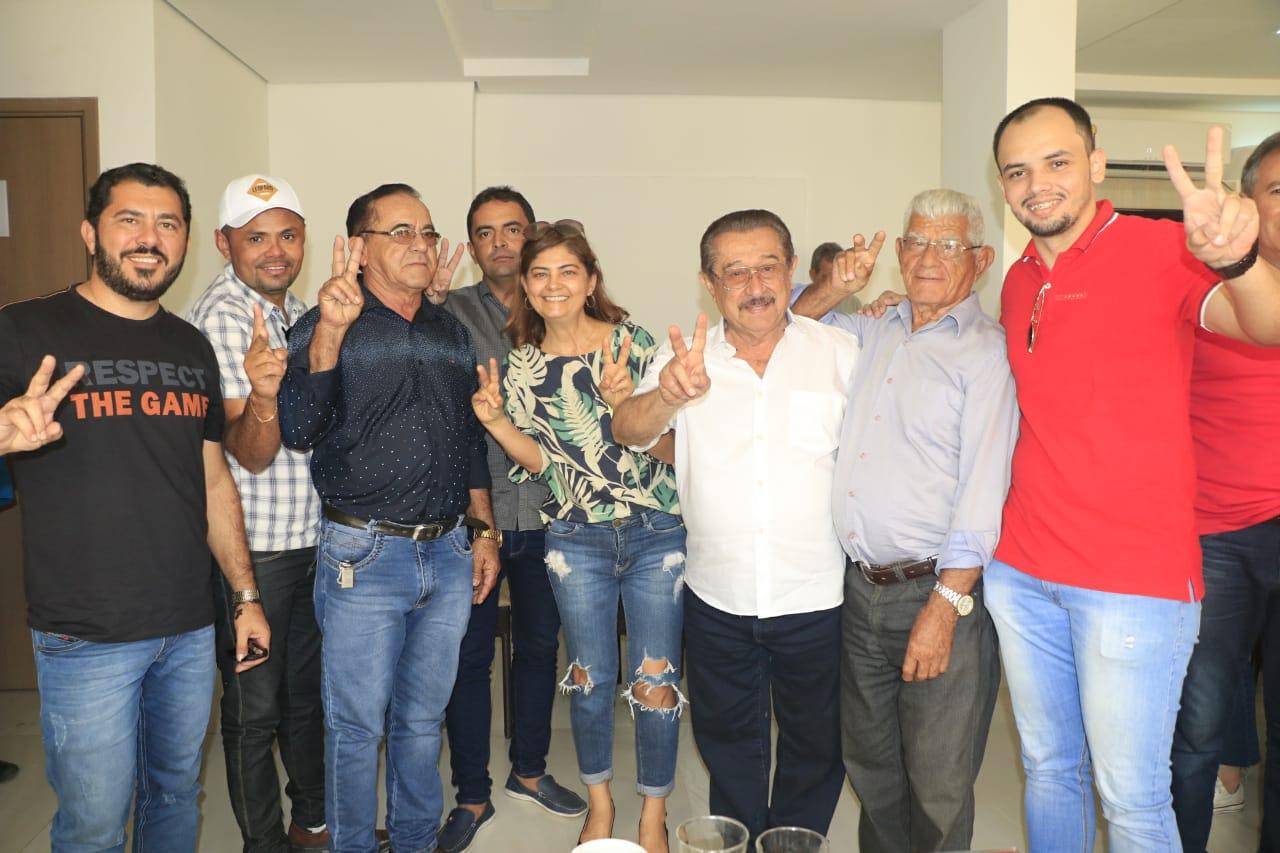 poco jose de moura - Maranhão recebe adesão da oposição de Santa Helena, ex-prefeitos de Malta e Poço José de Moura