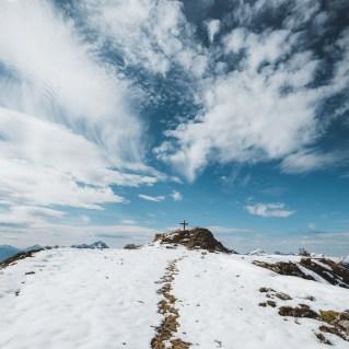Winterliches Tirol
