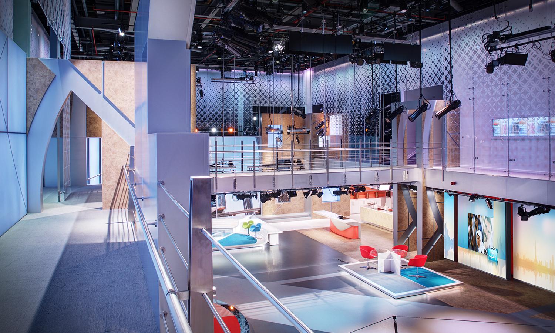 MBC Studio City Media Center Clickspring Design