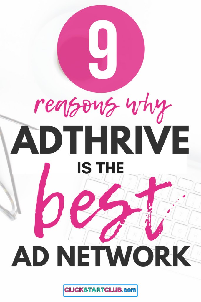 Adthrive ad Network review